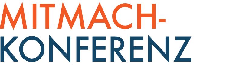 Logo der Mitmach-Konferenz